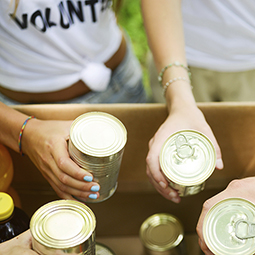 UNFI Fundraising, Food Donations and Charitable Giving | UNFI